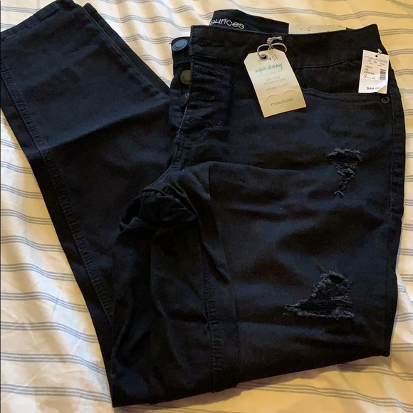 Maurices Denim - Maurices Black Jeans